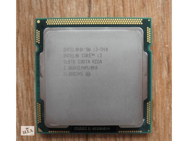 продам Процесор Intel® Core™ i3-540 бу в Коломиї