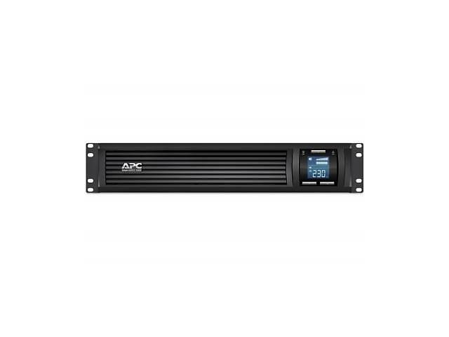 продам Источник бесперебойного питания APC Smart-UPS C RM 1000VA LCD (SMC1000I-2U) бу в Дубні (Рівненській обл.)