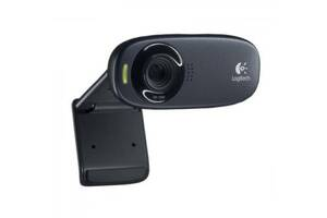 Веб-камера Logitech Webcam C310 HD (960-000638)