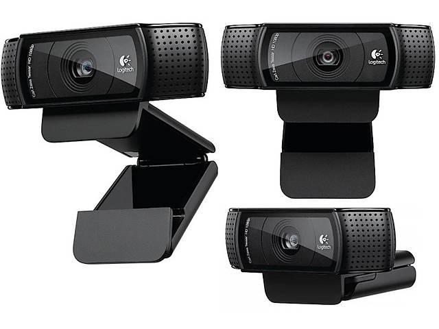 купить бу WEB-камера Logitech HD Pro Webcam C920 в Харькове