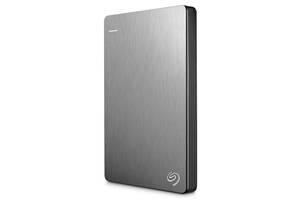 Накопитель внешний HDD 2.5 USB 1.0TB Seagate Backup Plus Slim Space Gray (STHN1000405)