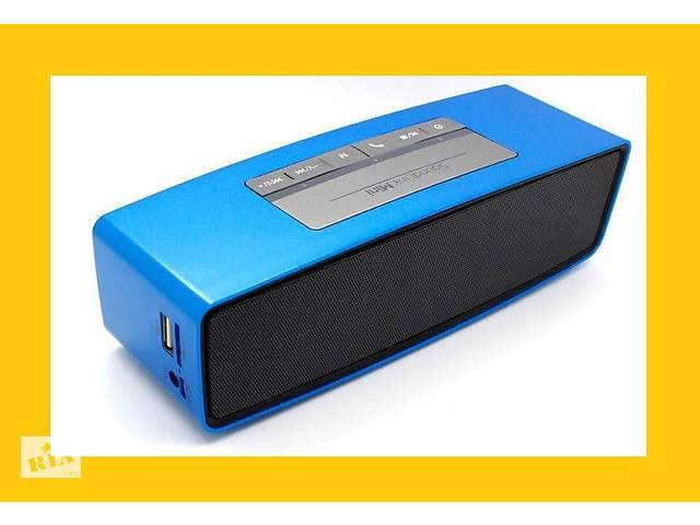 купить бу Портативная Bluetooth колонка  Bose Sound Link Mini в Киеве