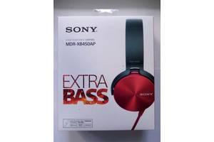 б/у Проводные гарнитуры Sony