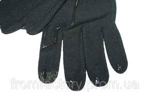 Перчатки для сенсорного экрана Decathlon (разные размеры) черные:Размер XL