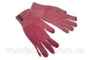 Перчатки для сенсорного экрана Decathlon (разные размеры) розовые:Размер XL