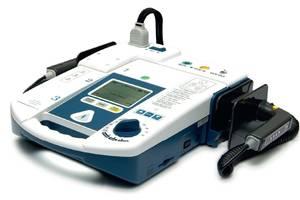 Дефібрилятор-монітор експертного класу Paramedic CU-ER5 Heaco (Великобританія)