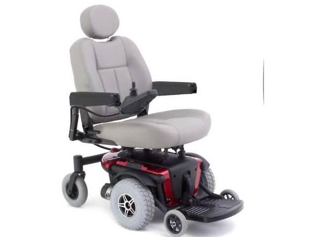 Инвалидная коляска с электроприводом Джази. Америка
