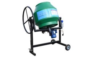 Бетономешалка гравитационная СКИФ 120 , на 120 литров