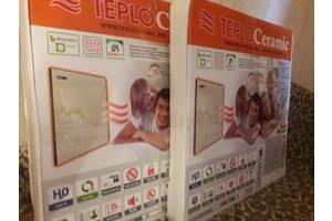 Новые Инфракрасные обогреватели Teploceramic