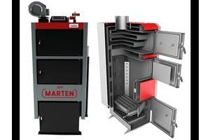 Новые Твердотопливные котлы Marten
