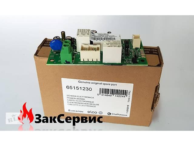 купить бу Плата силовая на водонагреватели Ariston VELIS ABS VLS PW 65151230 в Мукачево