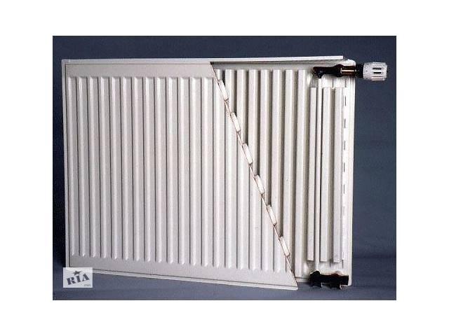 купить бу Радиатор отопления стальной Sanica 11К  500Х600 в Вінниці