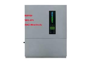 Сетевой солнечный инвертор 30 кВт  трехфазный  TRM030KTLTrannergy