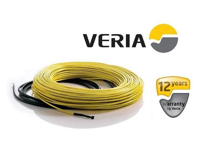 купить бу Теплый пол Veria Flexicable 20 двухжильный нагревательный кабель 650 Вт, 230V, 32м (189B2004) в Киеве