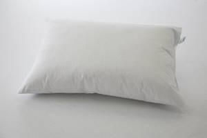 Наволочка IGLEN непромокаємий захисна на кнопках 50x70 см Білий (5070A)