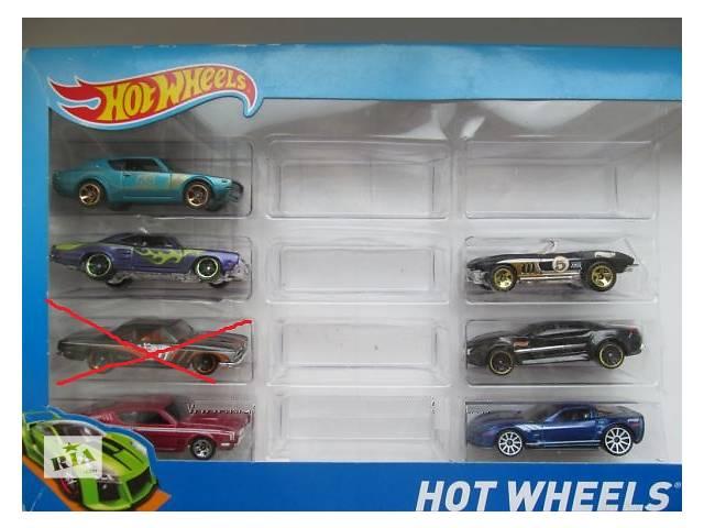 купить бу Hot Wheels Базовые модели машинок  в раскрытой упаковке. в Кропивницком (Кировоград)