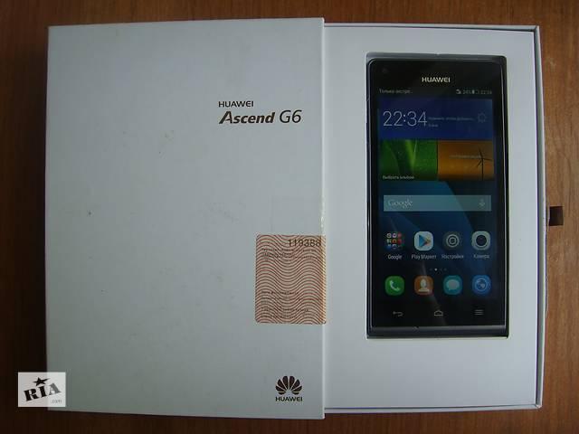 Huawei Ascend G6-U10(black)- объявление о продаже  в Киеве
