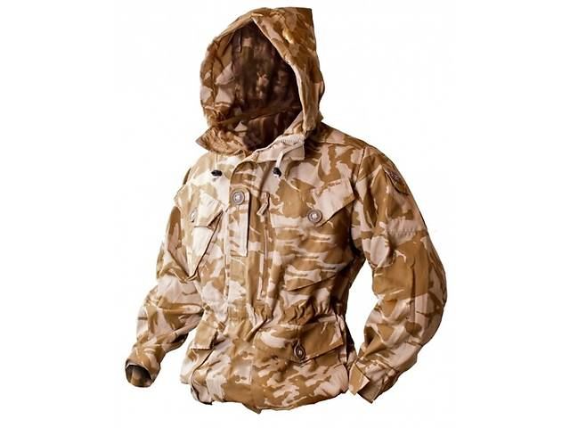 купить бу Куртка - парку камуфляж DDPM (ДДПМ, Цукру), Англія, нова в Харкові