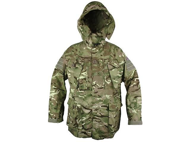 Куртка - парку ЗС Британії, камуфляж МТР (Мультиків), оригінал, Б/У- объявление о продаже  в Харкові