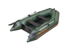 Новые Лодки для рыбалки Kolibri