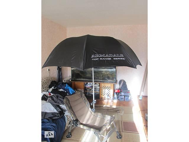 купить бу Зонт Flagman Fibreglass Umbrella 2.5 м в Харкові