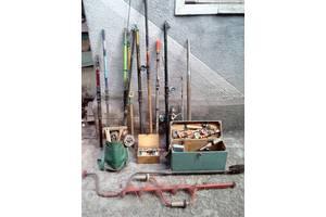 б/в Товари для риболовлі