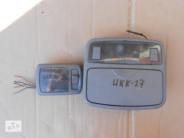 купить бу Hyundai Matrix 2001- плафон салона освещения светильник фонарик в Чернигове