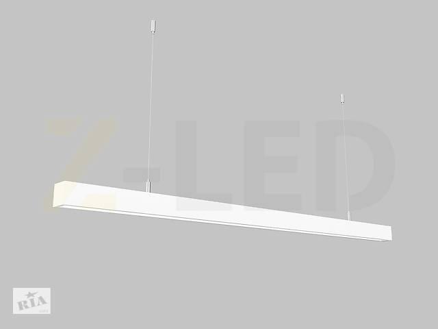 купить бу Линейный светодиодный светильник Z-LED 25ВТ белый (980x42x43) LSN-25w в Харькове