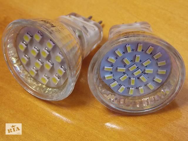 Лампочки светодиодные под цоколь G5.3- объявление о продаже  в Харькове