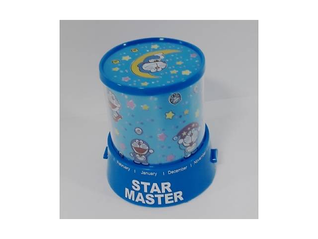 бу Проектор звездного неба Star Master Cat Bluе в Дубно