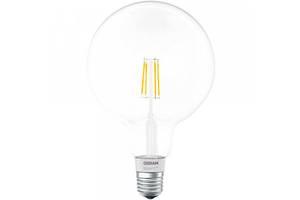 Светодиодная лампа LED Osram SMART LED Е27 5.5-60W 2700K 220V G125 FILAMENT Bluetooth 4058075091108