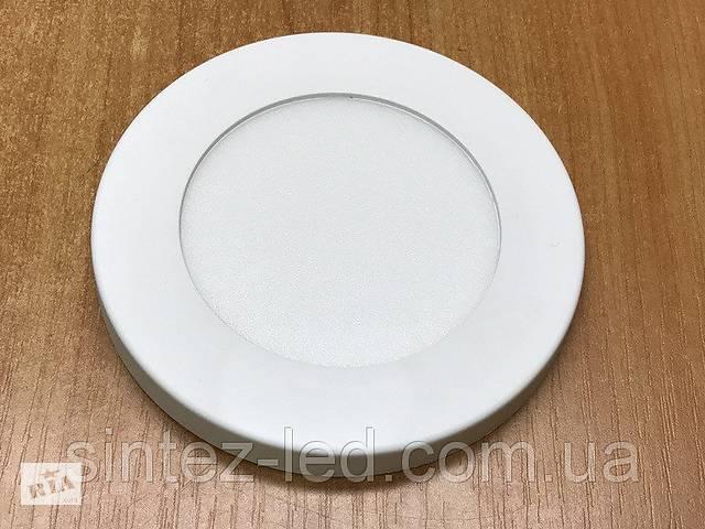 продам Светодиодный cветильник накладной ультратонкий SL7L 7W 5000K круглый белый Код.59253 бу в Киеве