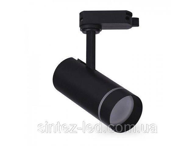 продам Светодиодный трековый светильник AL-106L 10W 6500К черный Код.59450 бу в Киеве