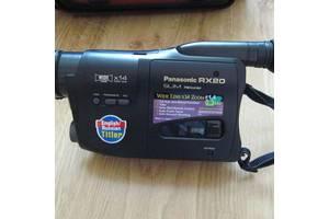 Новые Аналоговые видеокамеры Panasonic