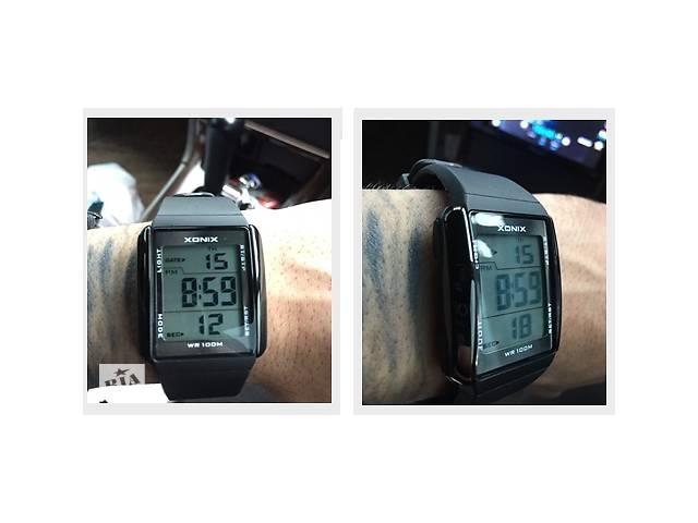 продам Спортивные наручные часы XONIX Водостойкость 100М Плавание Дайвинг Гарантия! бу в Кривом Роге