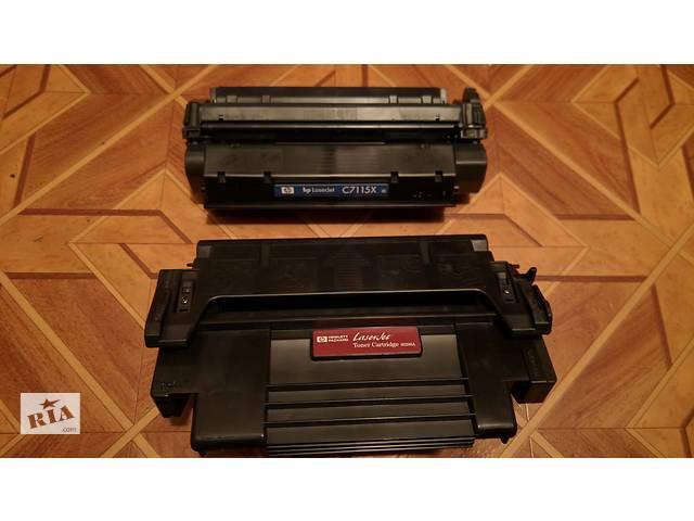 продам Картридж для лазерного принтера бу в Луцке