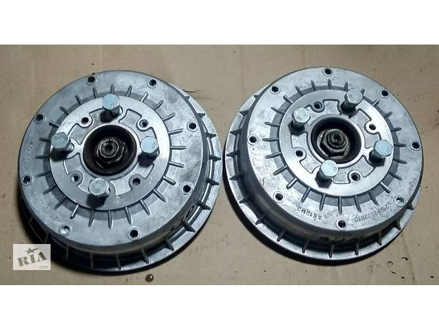 Б/у пара ступиц задних  2108 на прицеп с тормозамы под жигулевские колесные диски- объявление о продаже  в Виннице