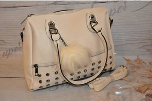 afd0c0ba9c31 Прозрачная сумка-сундучок с блестящим клатчем - Сумки, кошельки в ...