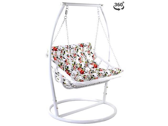 Кресло-качалка, садовые качели Мельба 2-х местные в разных цветах- объявление о продаже  в Львове