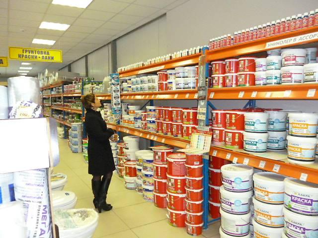 купить бу Краска в магазине стройматериалов БУДМАГ Винница в Виннице