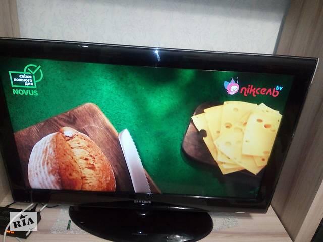 Продам LCD телевізор марки Samsung 40'- объявление о продаже  в Дрогобыче