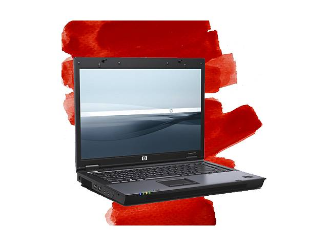 Ноутбук HP Compaq 6710b 15.4 (Core2Duo 2.1 ГГц, 2 ГБ ОЗУ, DVD-RW, Windows7)- объявление о продаже  в Харькове