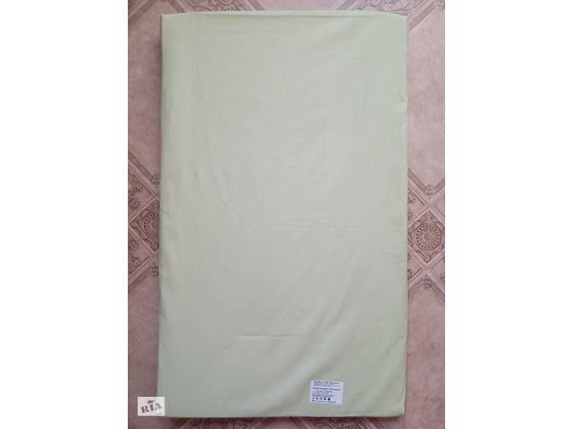 бу Новый детский зеленый матрас 70x42x3 см. в Одессе