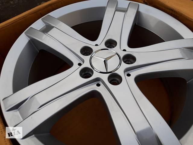 купить бу Продам ШИКАРНЫЕ ЛИТЫЕ диски R17 Mercedes Vito Viano E S C klass W212 W211 в Бердичеве