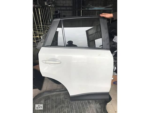 бу Б/у дверь задняя для Mazda CX-5 КОМПЛЕКТНАЯ в Киеве