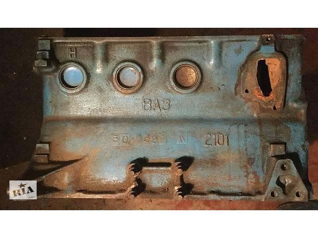 купить бу Продам блок цилиндров двигателя ВАЗ-2101. Б/У. в Чернигове