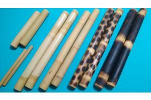 Бамбуковые палочки для массажа, Креольский массаж, Массажные веники.