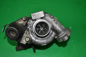 Б/у турбина для Ford Focus C-Max 1.6TDCI 2005-2007  9682881380, 4917307506