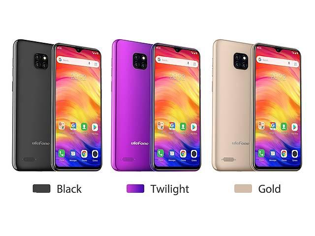 Ulefone Note 7. 6.1'' 2SIM 2G/3G RAM1GB ROM16GB 5и12mPix 4ядра 2 цвета + бампер, плёнка- объявление о продаже  в Кропивницком (Кировоград)