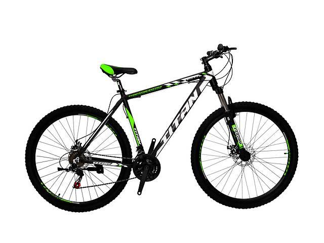 """Хит! Алюминиевый горный велосипед 29"""" TITAN EXPERT DD (Shimano, моноблок, Lockout)- объявление о продаже  в Славянске"""